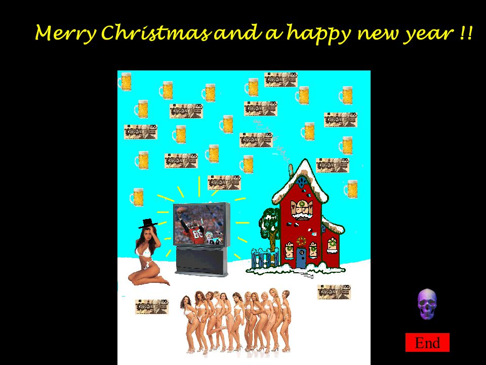 Merry Xmas From ROBIN Oh Yeah ! It doesn't get much better than this…….. Well come to think of it we can do one better. Click a beer !