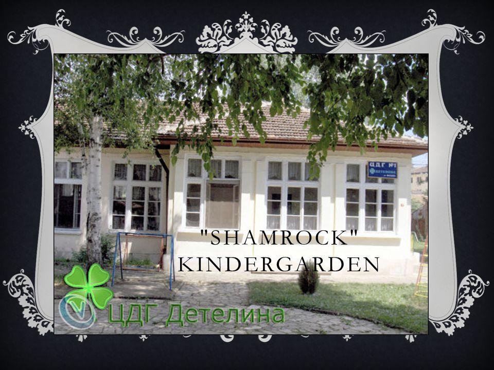 SHAMROCK KINDERGARDEN