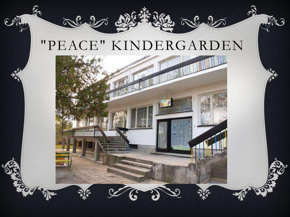 PEACE KINDERGARDEN