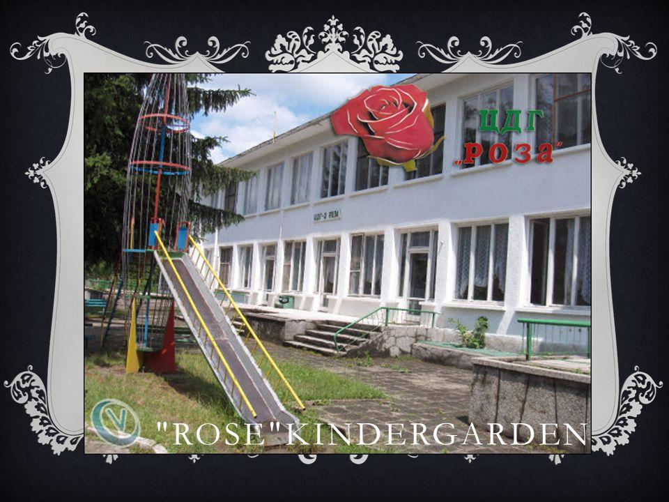 ROSE KINDERGARDEN