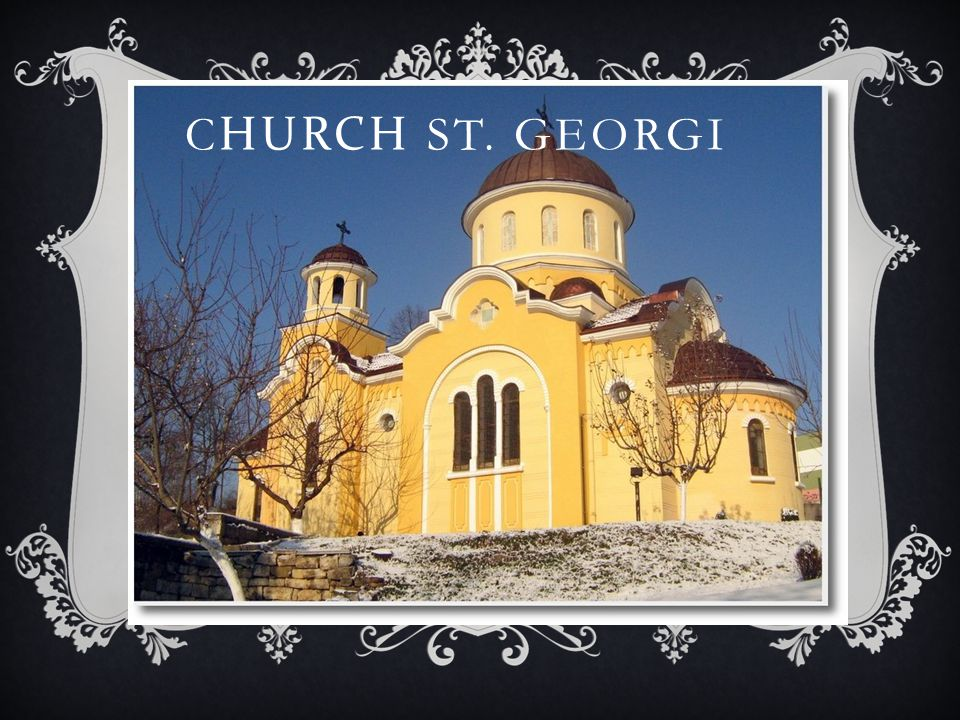 CHURCH ST. GEORGI