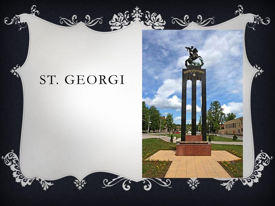 ST. GEORGI