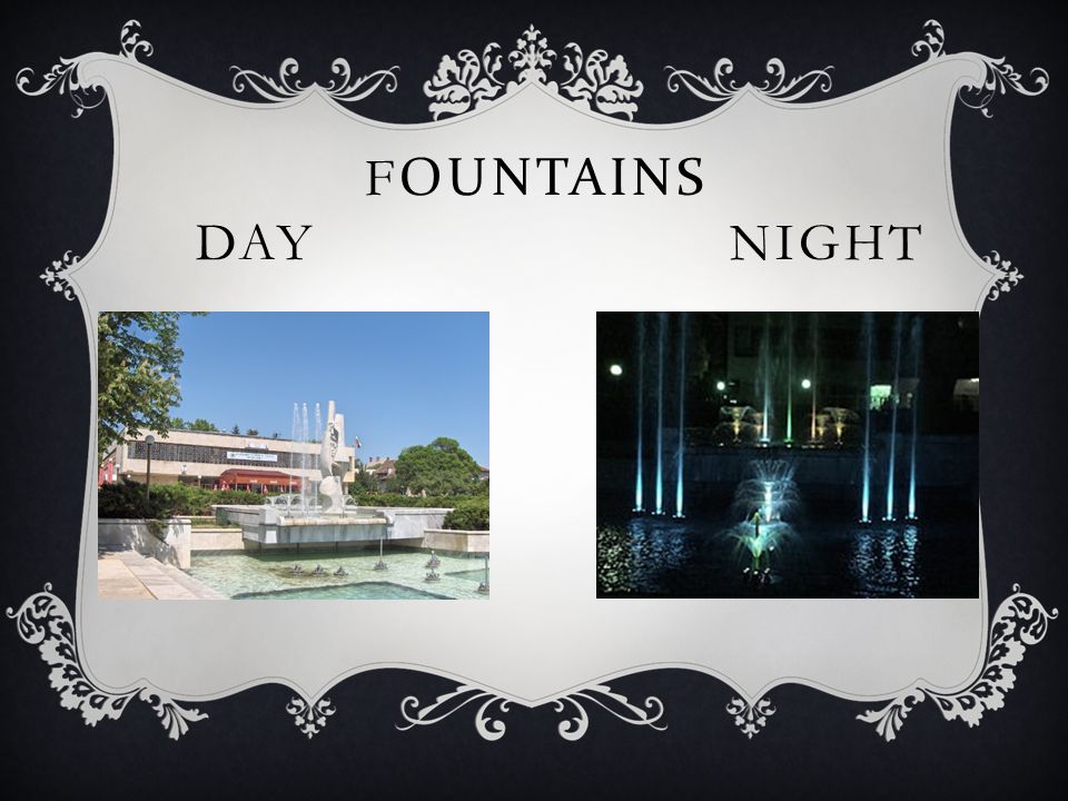 FOUNTAINS DAYNIGHT