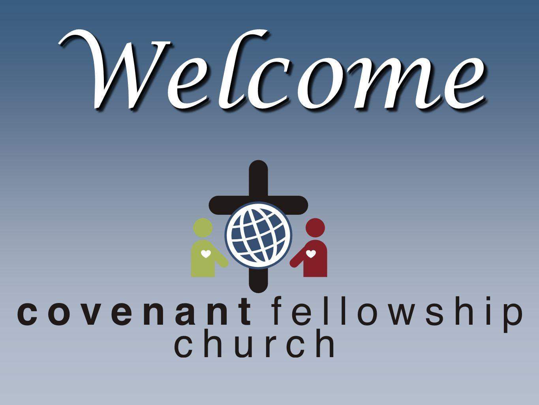 WelcomeWelcome