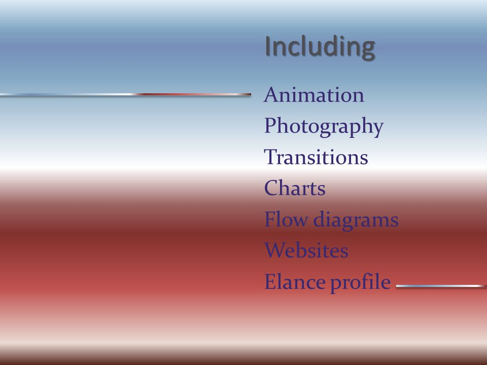 Transitions & Photography Our purpose Engage your audience Transmit your message Enhance your presentations