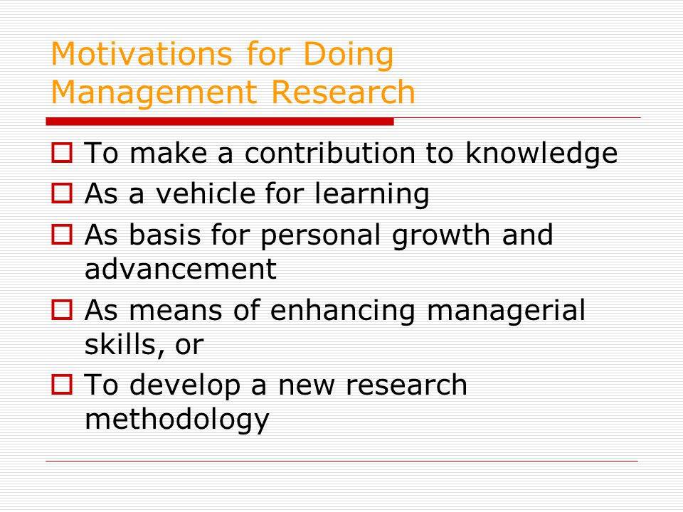 Support & Supervision for Management Research  Support is important because the process of doing research can be tough  Support can be offered by: Supervisors 'Support Set' of Colleagues Conferences/The Wider Research Community Practitioners