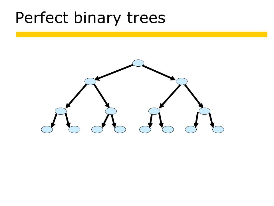 Perfect binary trees 13 266532 16 2665266526 6819 21 3124