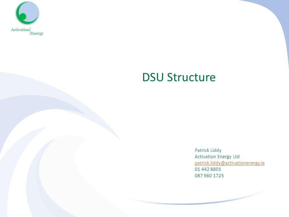 Proposed DSU Model