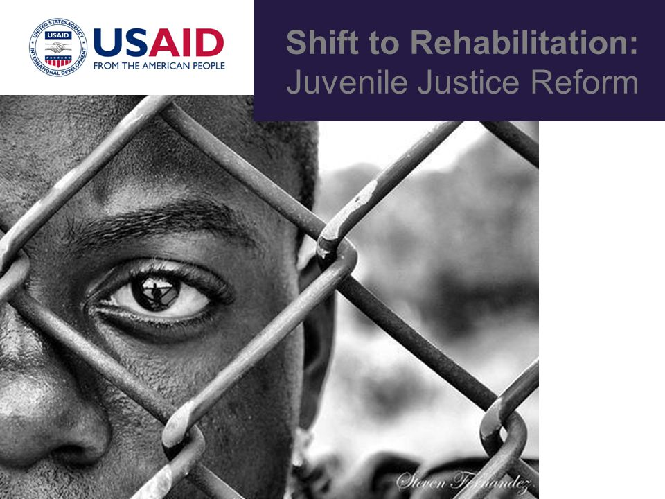 Shift to Rehabilitation: Juvenile Justice Reform