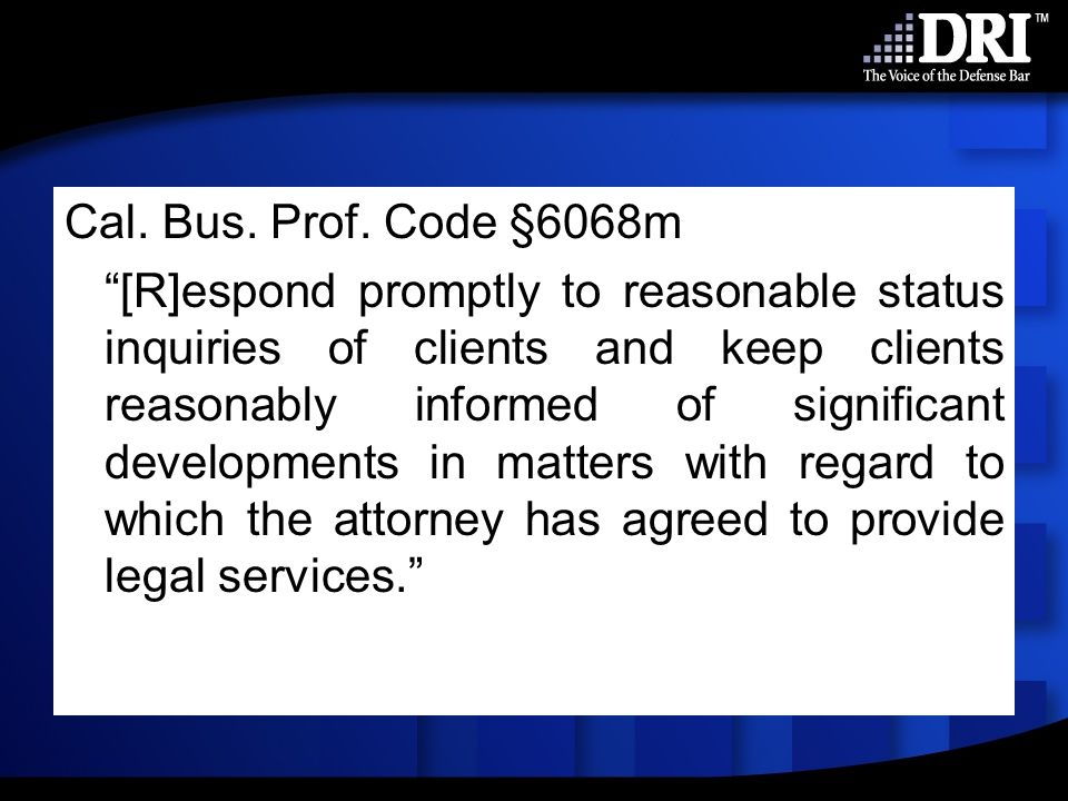 Cal. Bus. Prof.