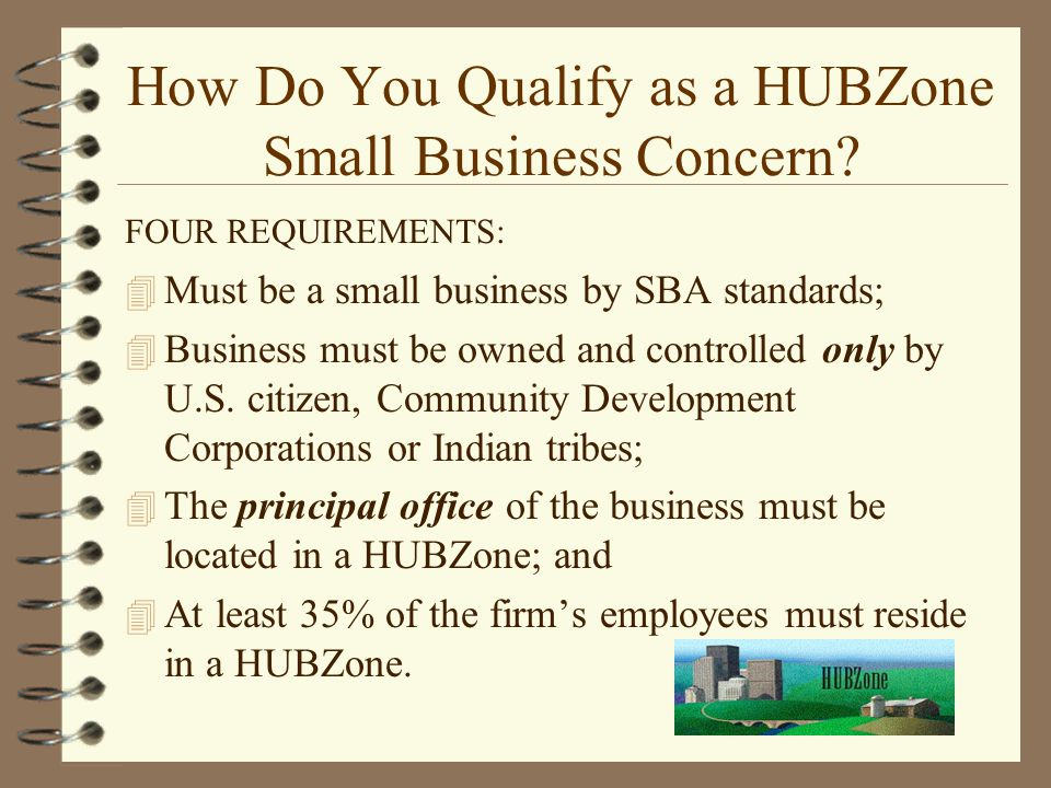 5.01.14 Update your Business ContactUpdate your Business Contact https://eweb1.sba.gov/hubzone/internet/index.cfm