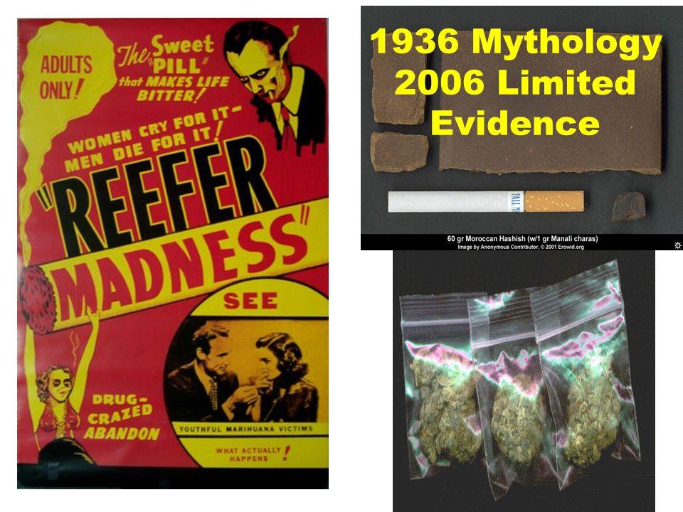 1936 Mythology 2006 Limited Evidence