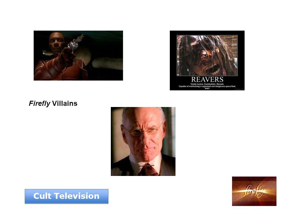 Firefly Villains