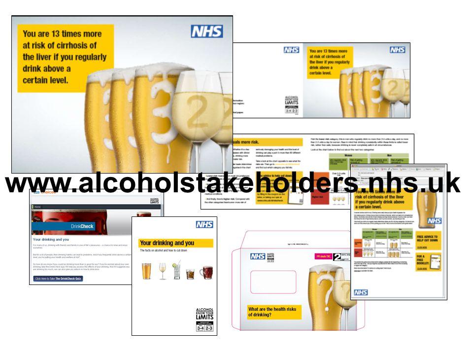www.alcoholstakeholders.nhs.uk