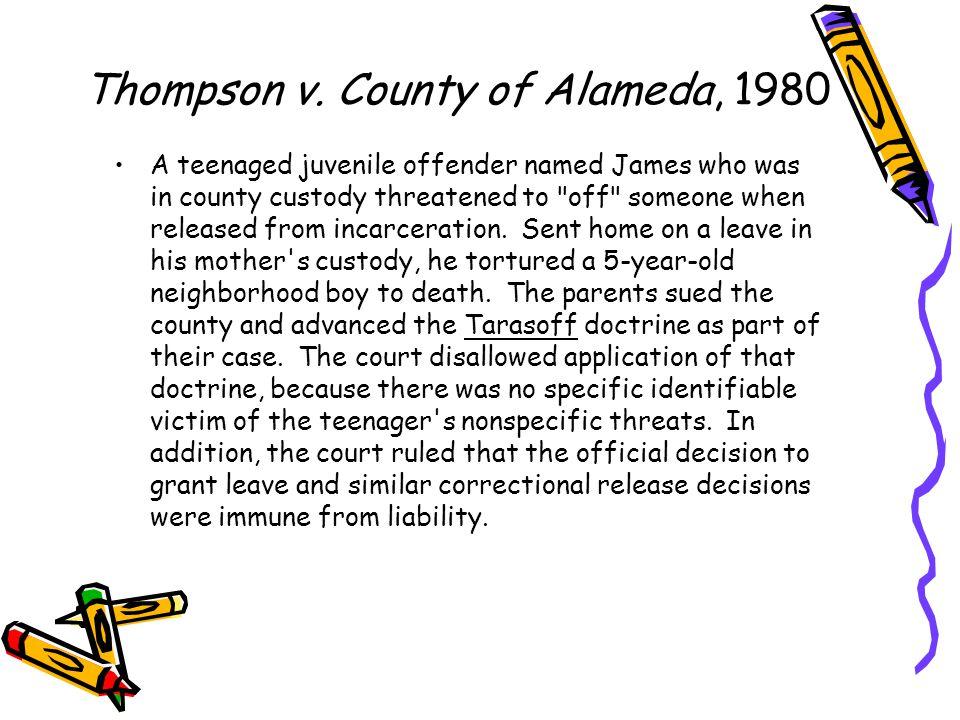 Thompson v.