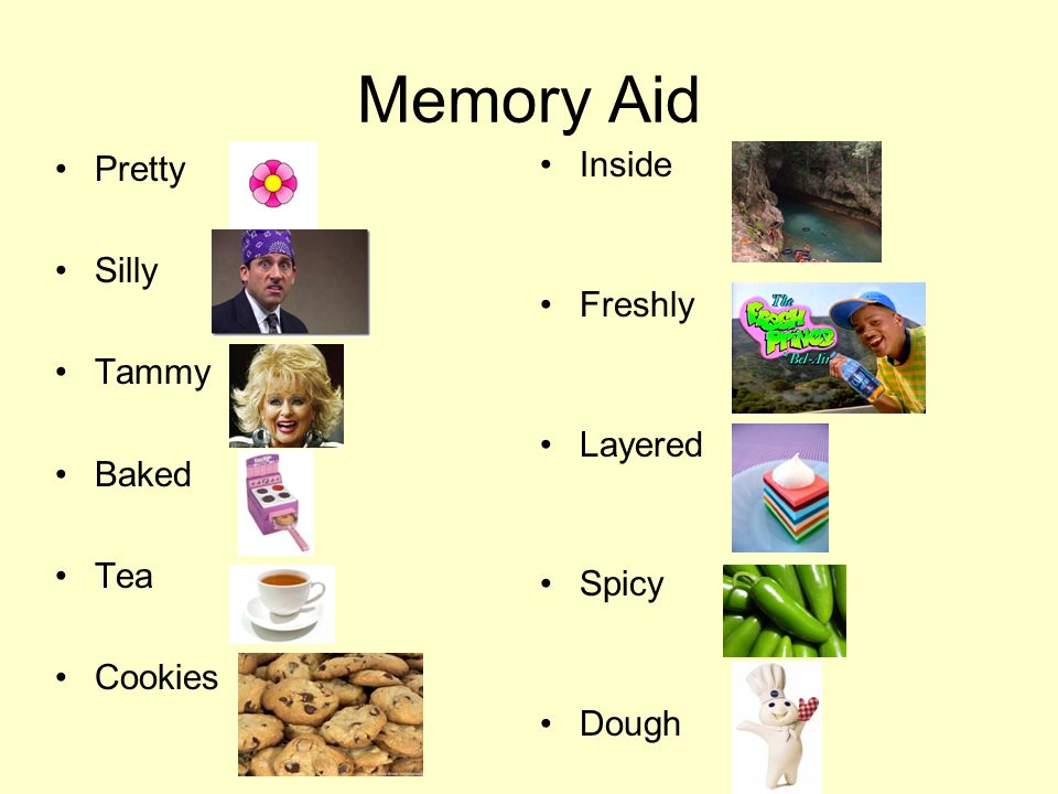 Memory Aid Pretty Silly Tammy Baked Tea Cookies Inside Freshly Layered Spicy Dough