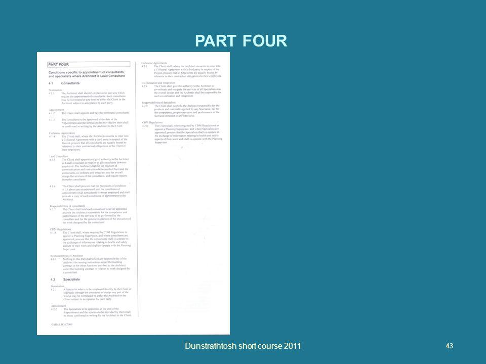 43 Dunstrathtosh short course 2011 PART FOUR