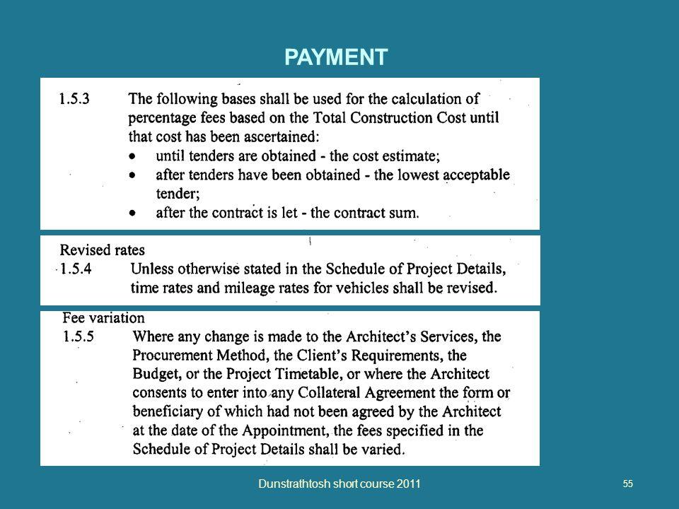 55 Dunstrathtosh short course 2011 PAYMENT