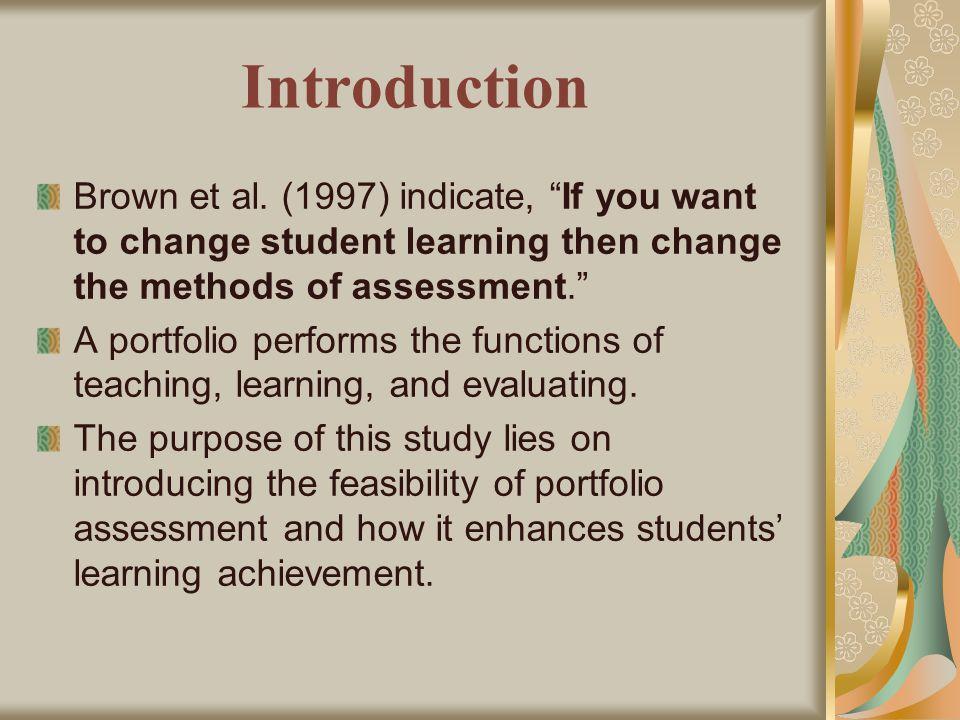 Introduction Brown et al.