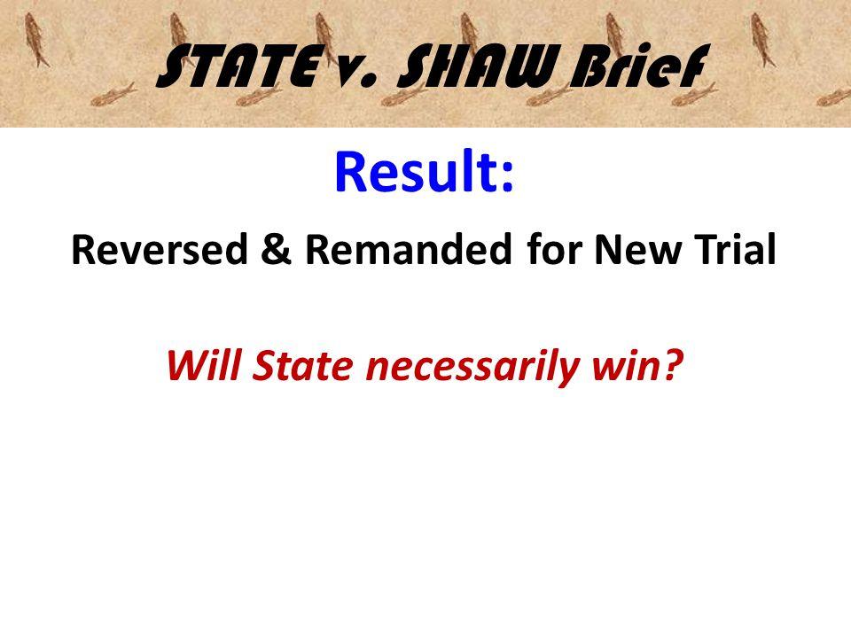 STATE v.