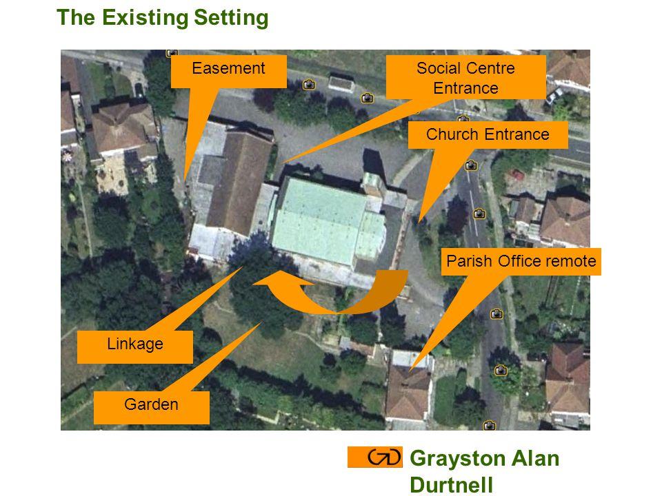 Rebuild - Entrance Grayston Alan Durtnell
