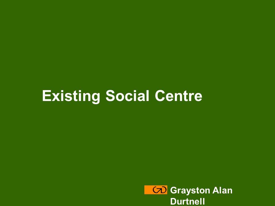 Existing Plan Grayston Alan Durtnell