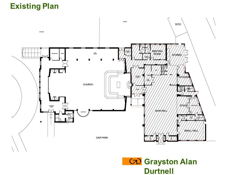 Rebuild – Concept Grayston Alan Durtnell