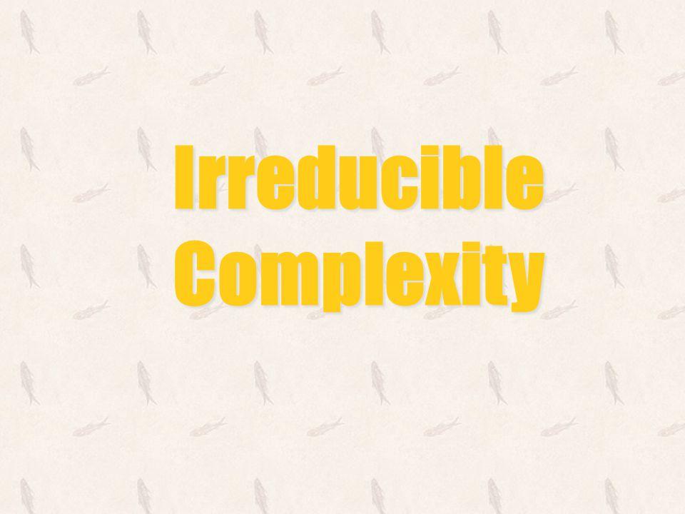 IrreducibleComplexity