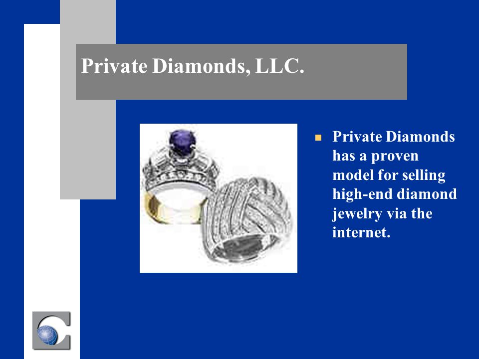Private Diamonds, LLC.