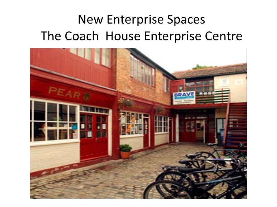 New Enterprise Spaces The Coach House Enterprise Centre