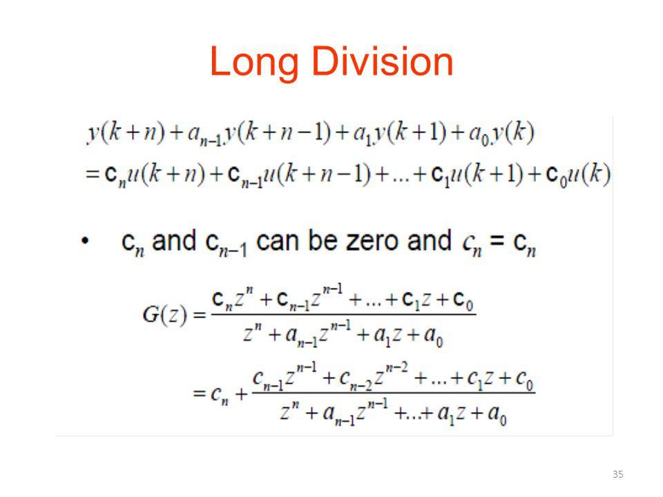 Long Division 35