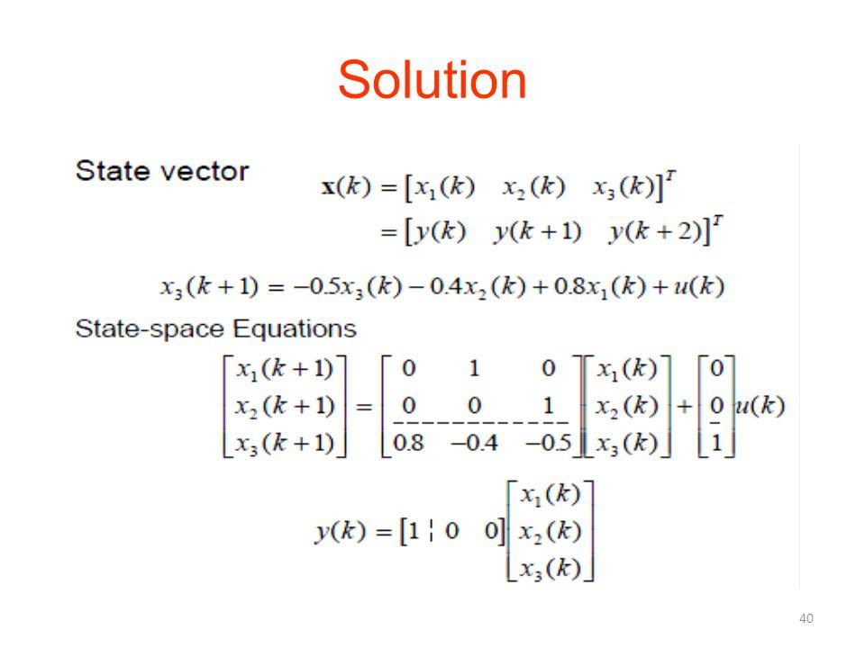 Solution 40