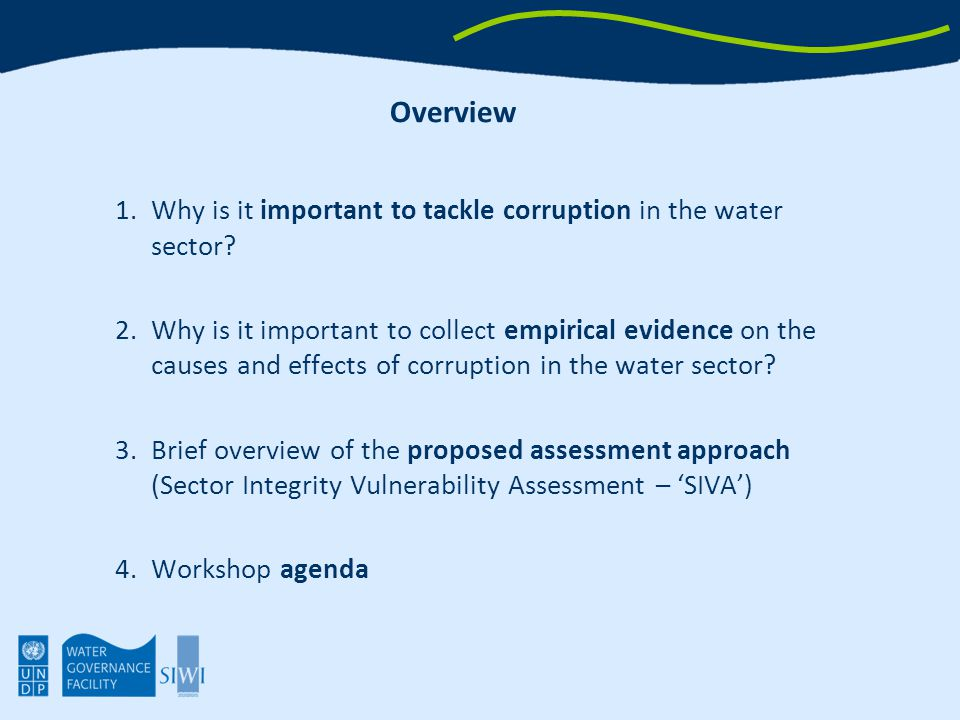 Evidence can serve many purposes: 1)To inform reform strategies to reduce corruption risks (policymaking) 2)To raise public intolerance to corruption (advocacy) Reforms must come from above and below... Different purposes  different types of data  different audiences  different dissemination strategies