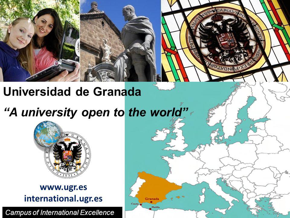 Granada es una ciudad donde sin ninguna duda te sentirás contento y cómodo.