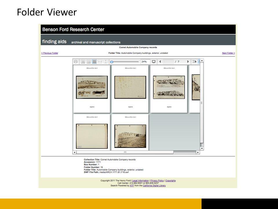 Folder Viewer