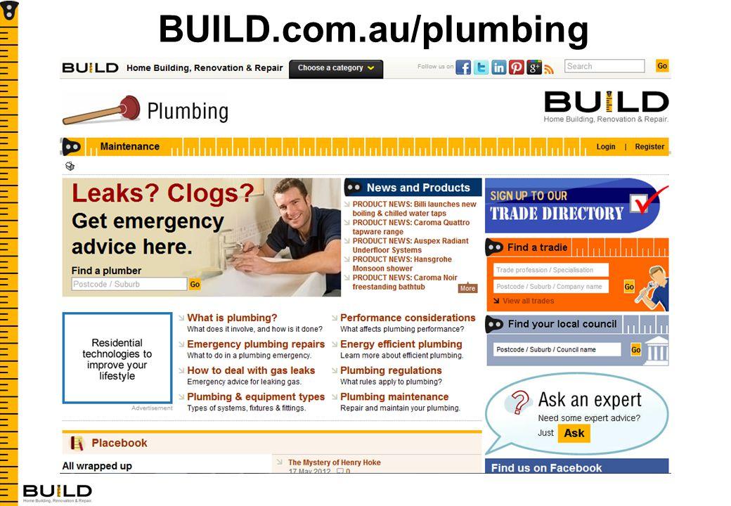 BUILD.com.au/plumbing