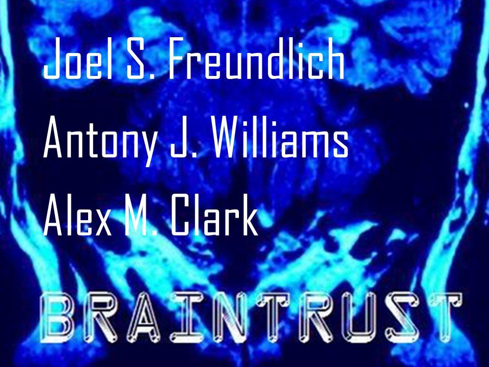 Joel S. Freundlich Antony J. Williams Alex M. Clark