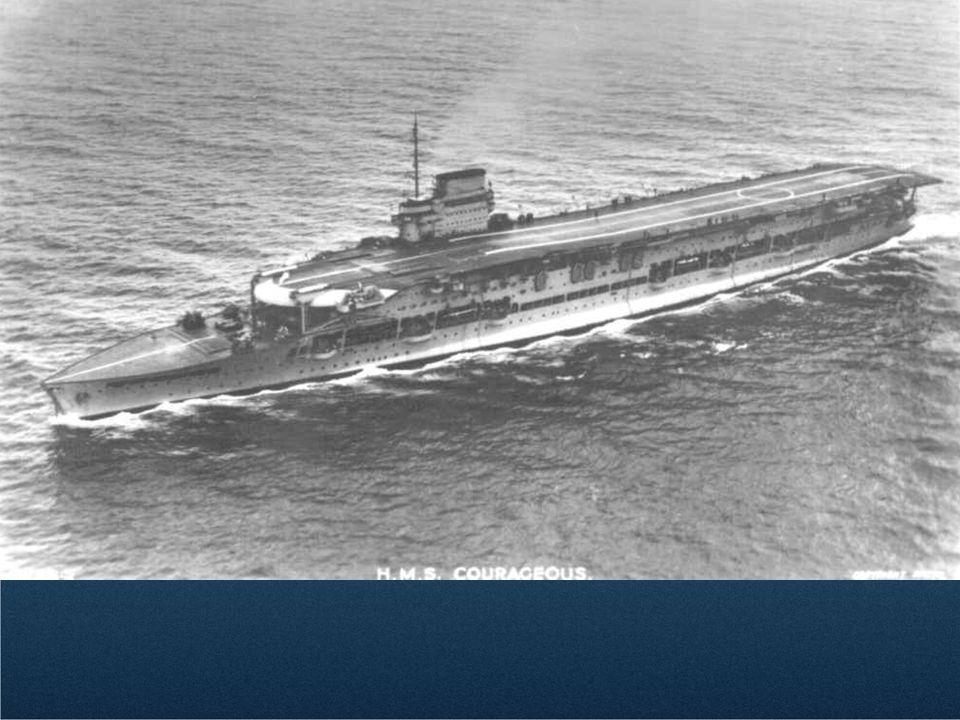 HMS Courageous