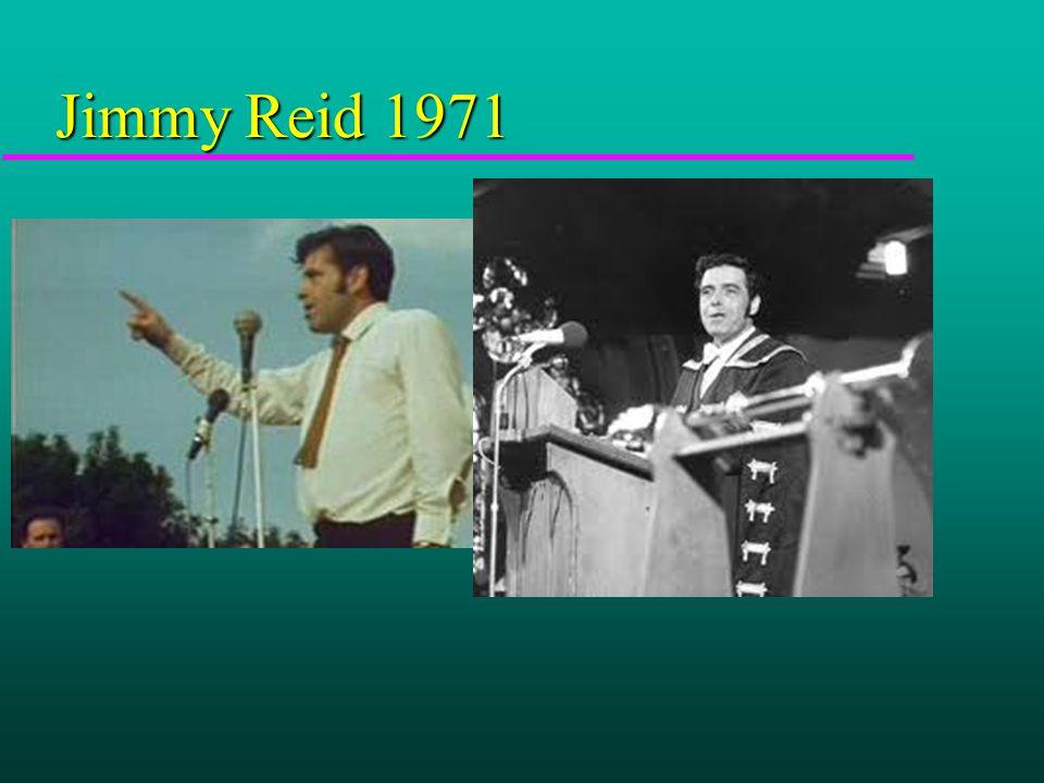 Jimmy Reid 1971