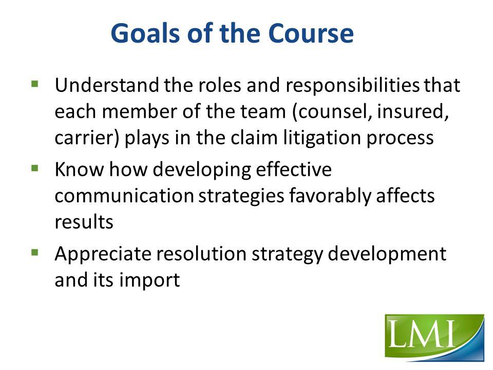 Litigation Management What is Litigation Management?