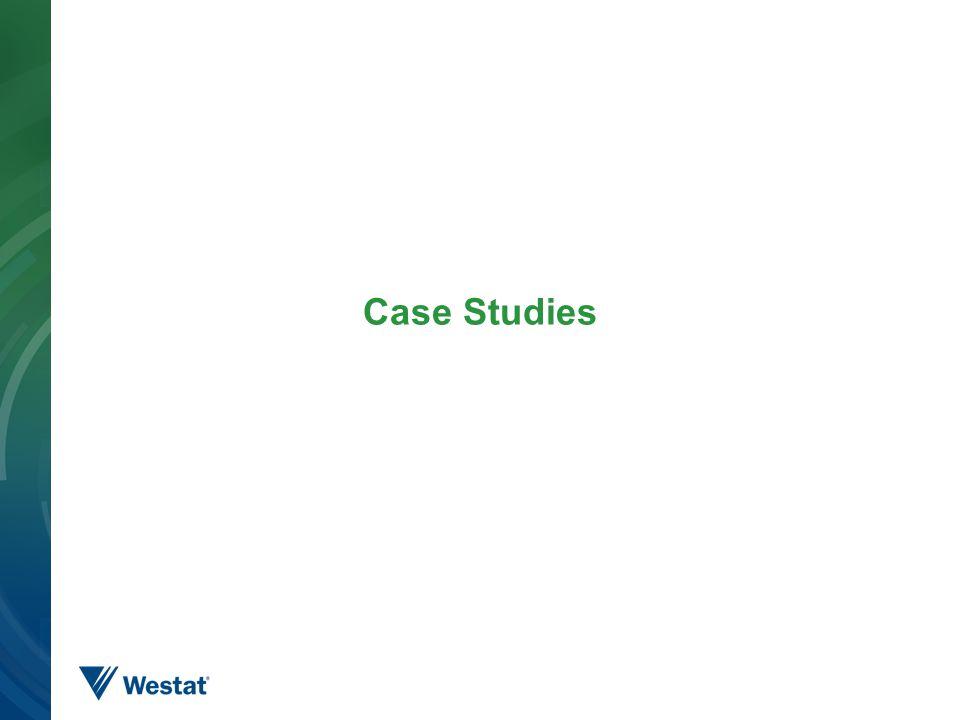Case Studies 8