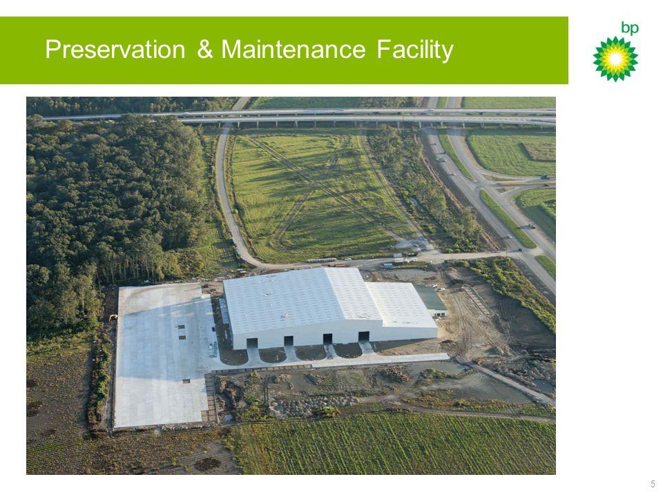 5 Preservation & Maintenance Facility