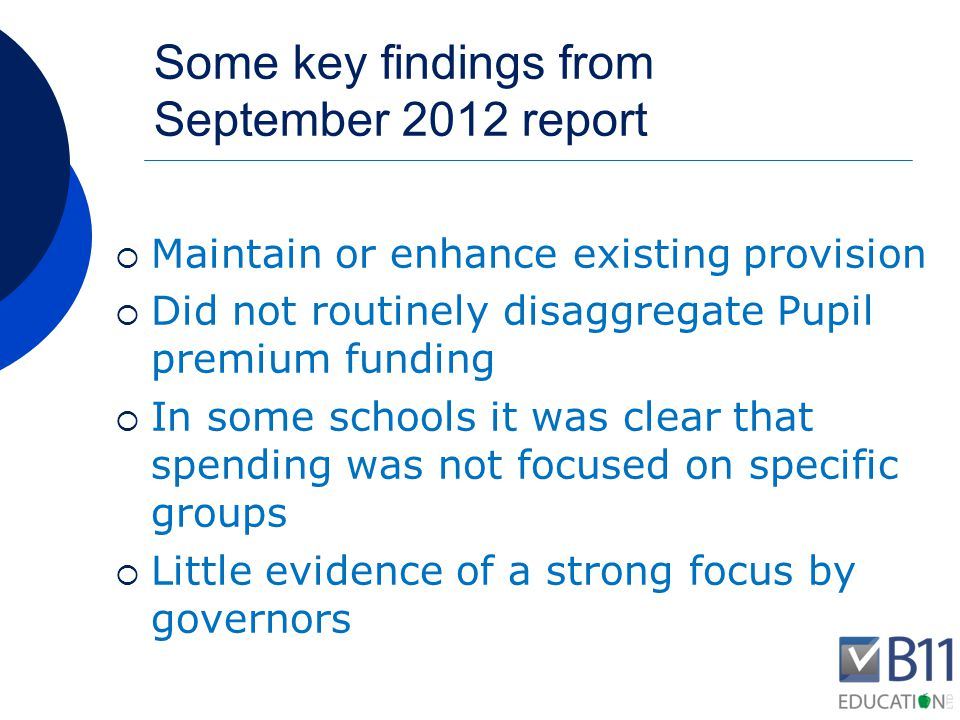 What were schools spending the Pupil Premium on?