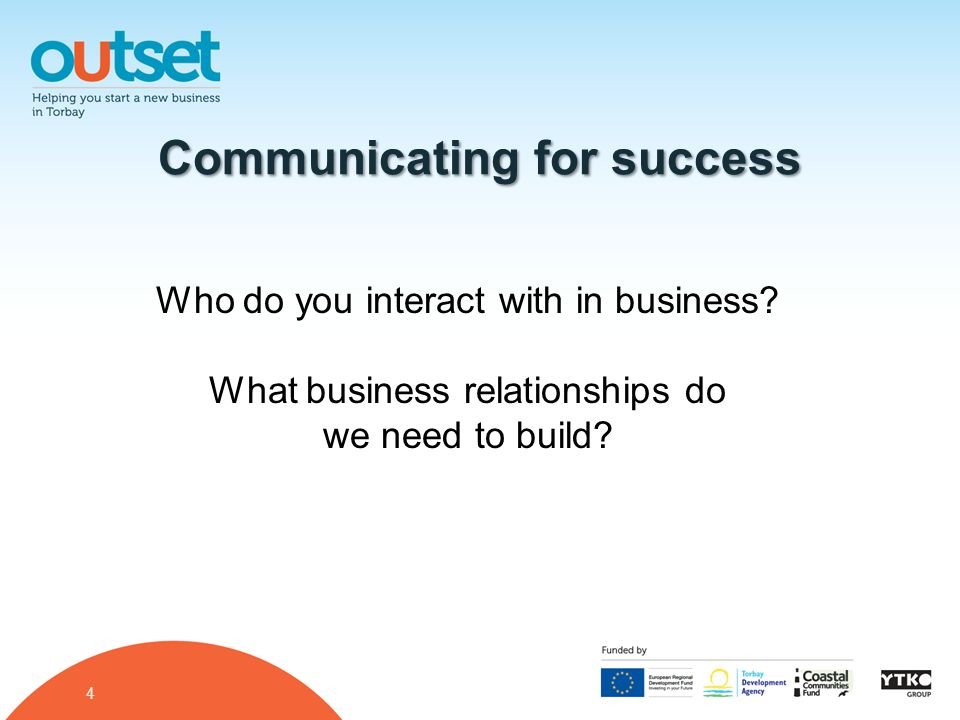 15 Communicating for success Thank you.