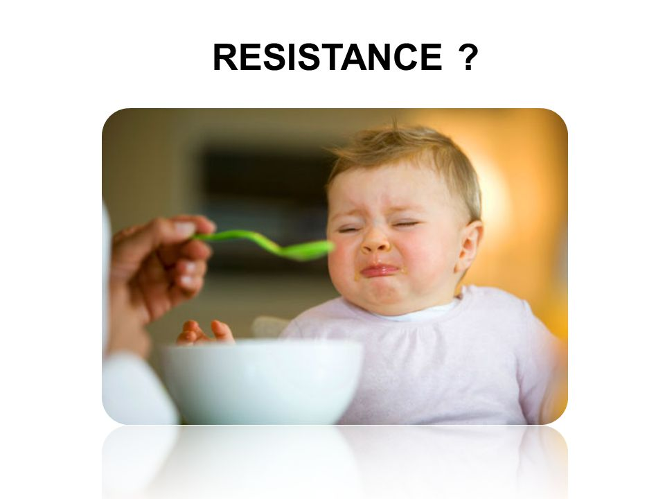 RESISTANCE ?