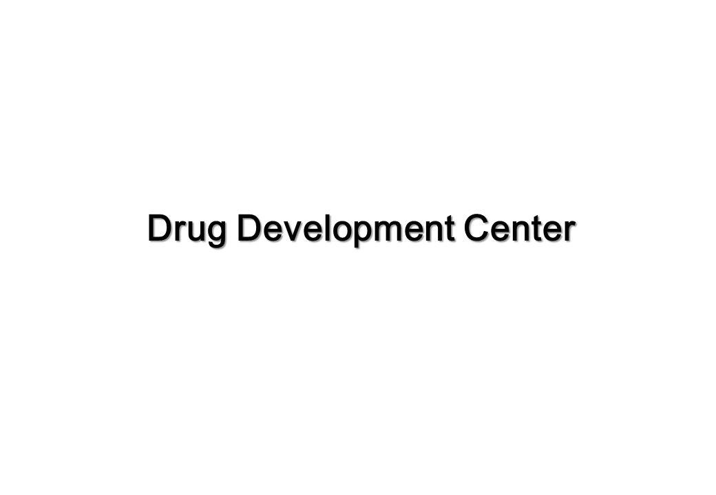 Drug Development Center