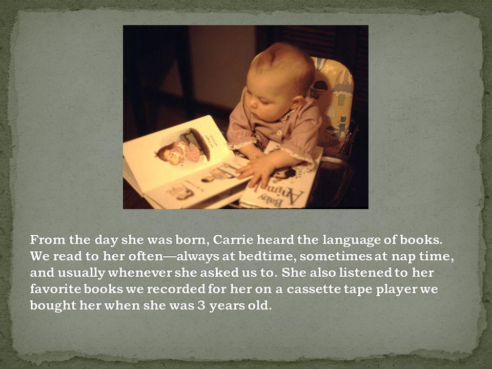 Children are natural-born language learners.