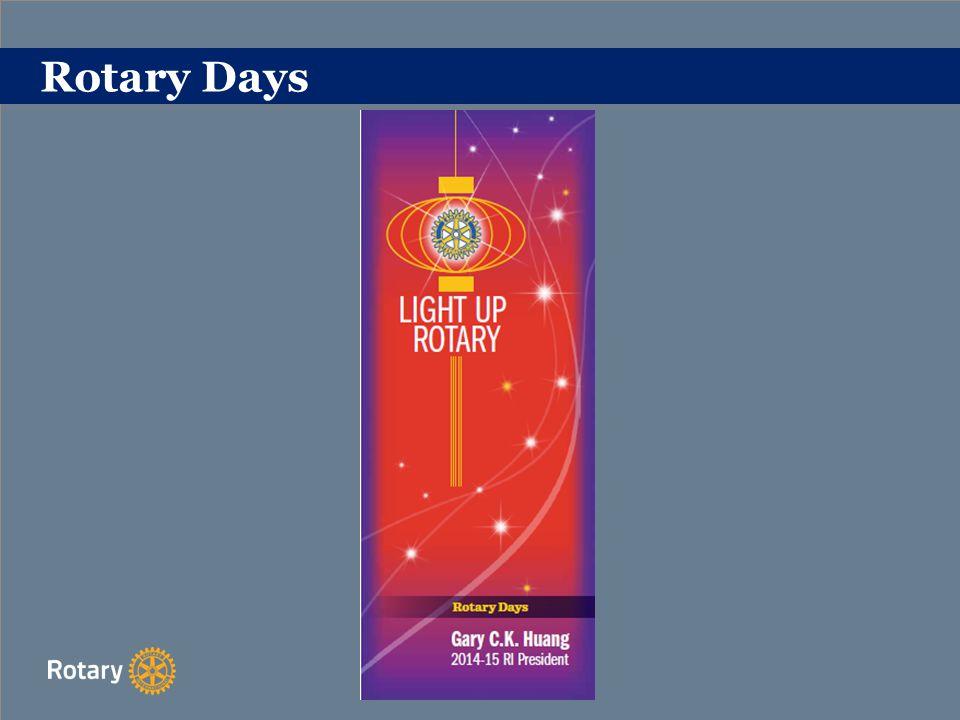 Rotary Days