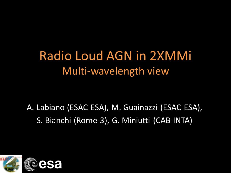 CAIXA Catalogue of AGN in the XMM-Newton Archive Veron and XMM 2006/2007 catalogues Focused on QUIET, un-obscured, targeted AGN observations - 156 sources 77 QSO, 79 Sy.