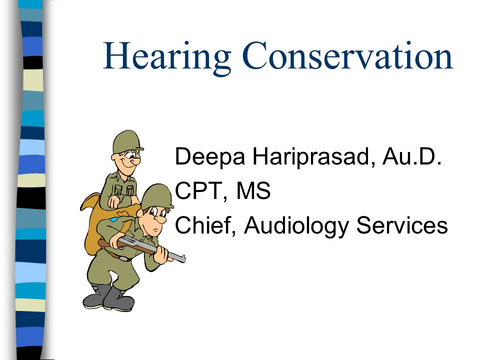 Where do I get my hearing tested.